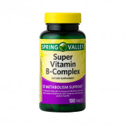 Super Complexo B, Spring Valley, 100 Tbs