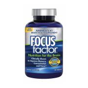 Focus Factor, Nutrição para seu Cérebro 150 Cps (Bônus: + 30 Cps Grátis)