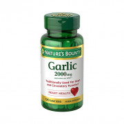 Garlic (Alho), 200mg, Nature's Bounty, 120 Cps