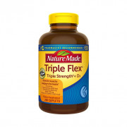 Triple Flex (Glucosamina, Condroitina, MSM) + D-3, Nature Made, 200 Cps