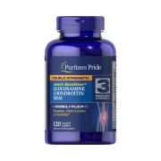 Glucosamina, Condroitina, MSM, Força Dupla, Puritan's Pride, 120 Tbs