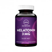 Melatonina, 3mg, MRM Nutrition, 60 Cps