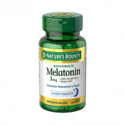 Melatonina, 3mg, Quick Dissolve, Nature's Bounty, 240 Tbs