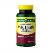Milk Thistle (Cardo Mariano), 175mg, Spring Valley, 90 Cps