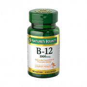 Vitamina B-12, 1000mcg, Nature's Bounty, 100 Tbs