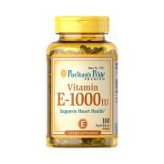 Vitamina E, 1000iu, Puritan's Pride, 100 Softgels