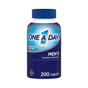 Multivitamínico One a Day Bayer 200 Tbs