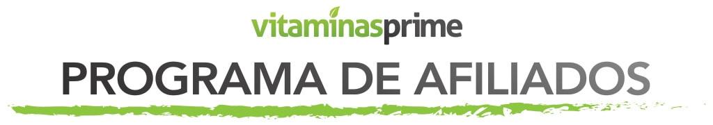 Vitaminas Prime Programa de Afiliados