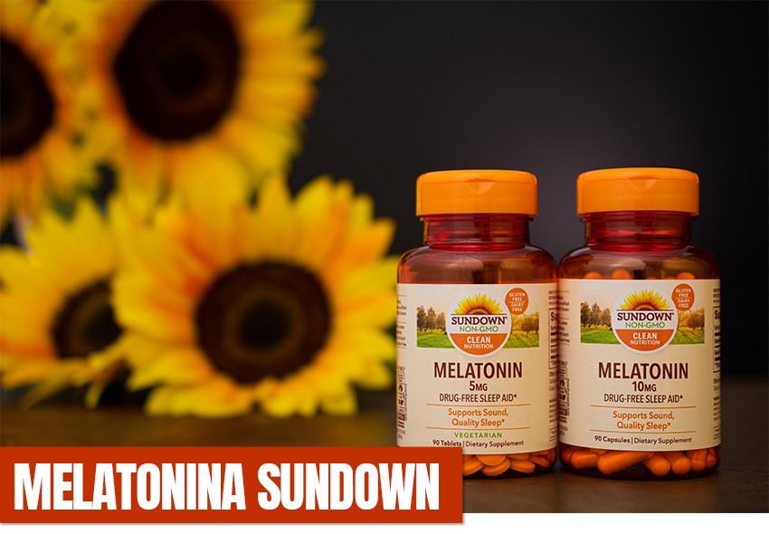 Melatonina Sundown