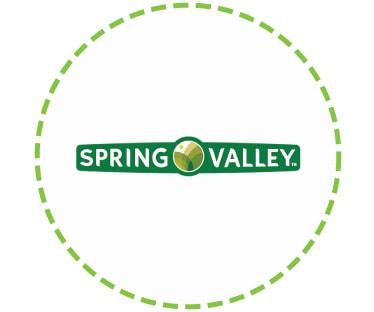 Produtos Spring Valley