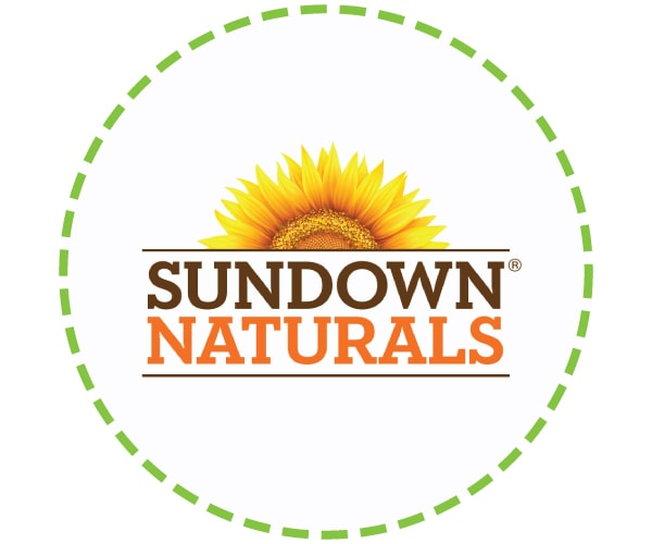 Produtos Sundown Naturals