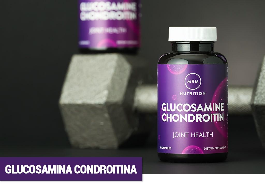 Glucosamina, Condroitina MRM 90 Cps